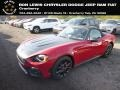 Red 2019 Fiat 124 Spider Abarth Roadster