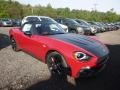Front 3/4 View of 2019 124 Spider Abarth Roadster