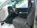 2002 Light Pewter Metallic Chevrolet Silverado 1500 LS Extended Cab  photo #9