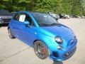 Front 3/4 View of 2018 500 Abarth