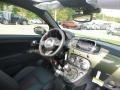 Dashboard of 2018 500 Abarth Cabrio