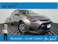 Falcon Gray Metallic 2017 Toyota Corolla LE