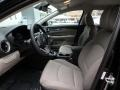 Front Seat of 2019 Forte LXS