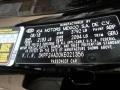 2019 Forte LXS Aurora Black Pearl Color Code ABP