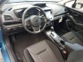 Black Interior Photo for 2019 Subaru Impreza #129724279