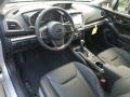 Black Interior Photo for 2019 Subaru Crosstrek #129726181