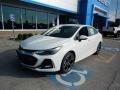 Summit White 2019 Chevrolet Cruze LT