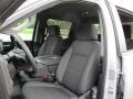 2019 Silver Ice Metallic Chevrolet Silverado 1500 LT Crew Cab 4WD  photo #12