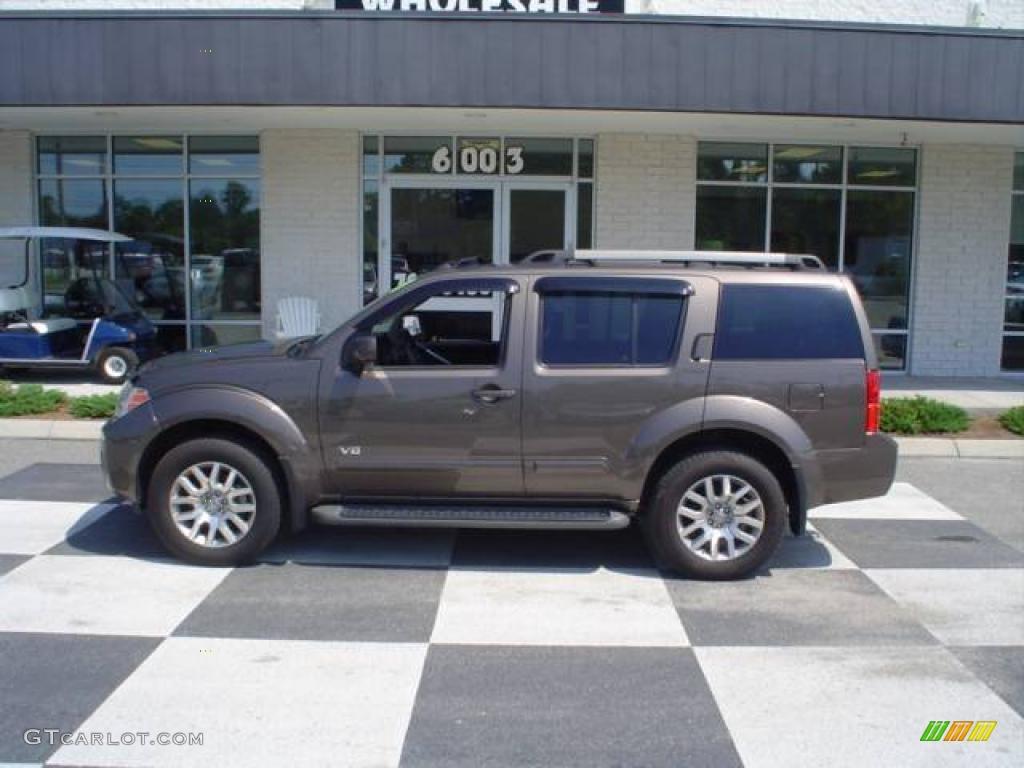 2008 mocha nissan pathfinder se v8 12962415 gtcarlot car 2008 pathfinder se v8 mocha graphite photo 1 vanachro Choice Image