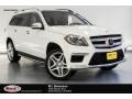 Polar White 2016 Mercedes-Benz GL 550 4Matic