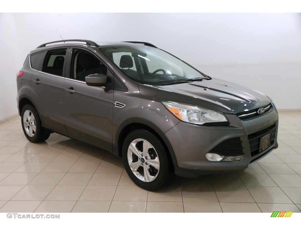 2014 Escape SE 1.6L EcoBoost - Sterling Gray / Charcoal Black photo #1