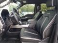 Black Interior Photo for 2019 Ford F350 Super Duty #129770736