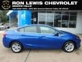 Kinetic Blue Metallic - Cruze LT Photo No. 1