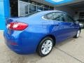 Kinetic Blue Metallic - Cruze LT Photo No. 2