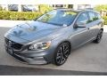 2018 V60 Cross Country T5 AWD Osmium Grey Metallic