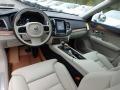 2019 XC90 T6 AWD Inscription Blonde Interior