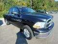 2009 Brilliant Black Crystal Pearl Dodge Ram 1500 SLT Quad Cab 4x4  photo #5