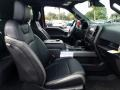Front Seat of 2018 F150 SVT Raptor SuperCab 4x4