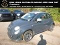 Metallo Gray 2018 Fiat 500 Pop