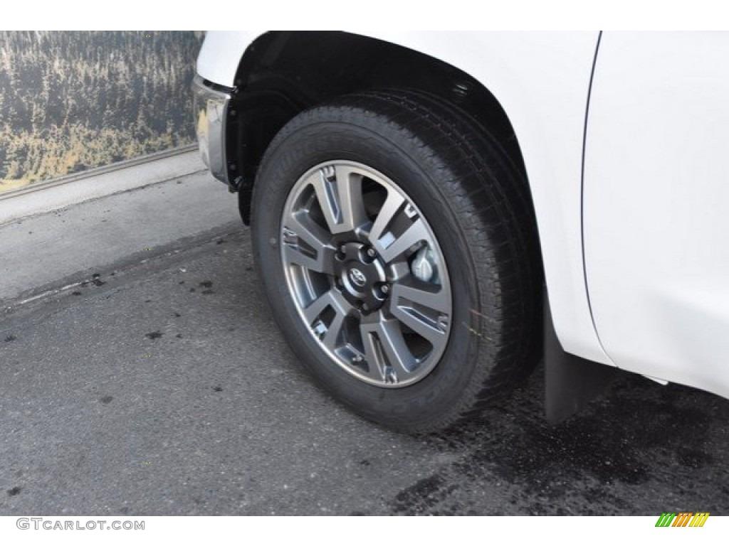 2019 Tundra 1794 Edition CrewMax 4x4 - Super White / Black photo #34