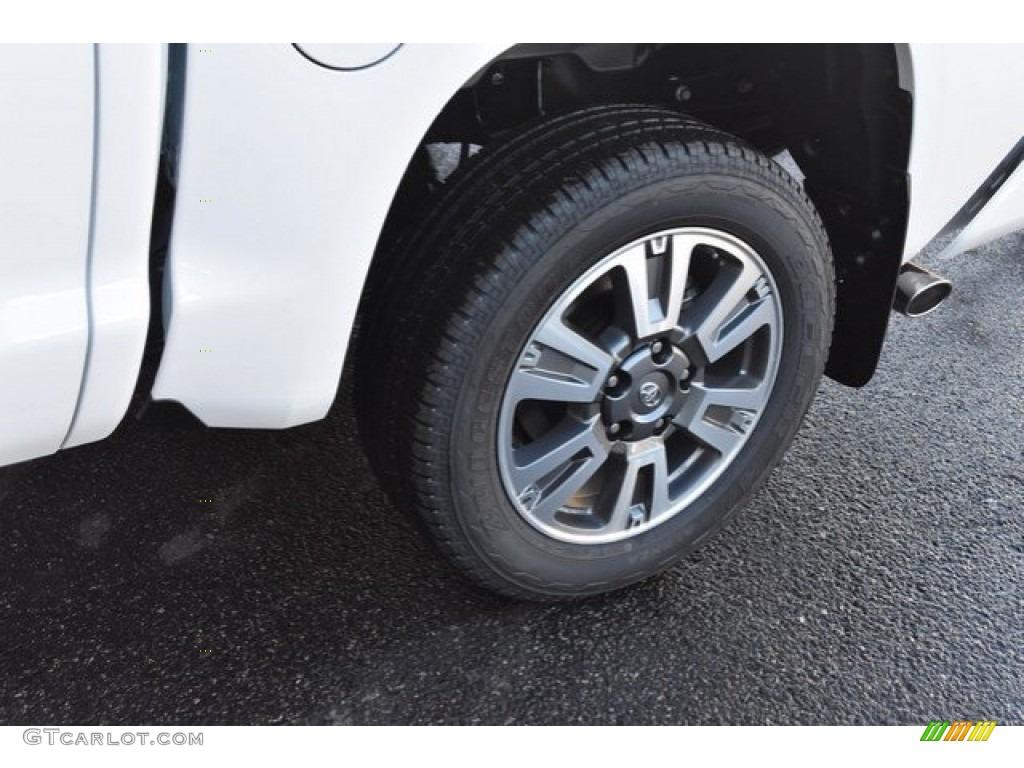 2019 Tundra 1794 Edition CrewMax 4x4 - Super White / Black photo #35