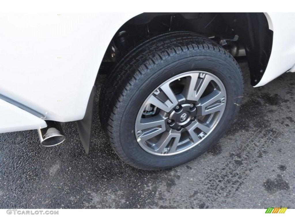 2019 Tundra 1794 Edition CrewMax 4x4 - Super White / Black photo #36
