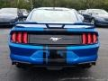 2019 Velocity Blue Ford Mustang EcoBoost Fastback  photo #4
