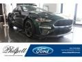 2019 Dark Highland Green Ford Mustang Bullitt #129797072