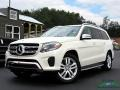 designo Diamond White Metallic 2017 Mercedes-Benz GLS 450 4Matic