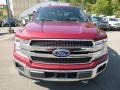 Ruby Red - F150 King Ranch SuperCrew 4x4 Photo No. 4
