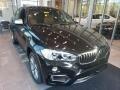 Black Sapphire Metallic 2019 BMW X6 xDrive35i