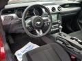 2018 Ford Mustang Ebony Interior Interior Photo