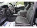 Jet Black Interior Photo for 2019 Chevrolet Silverado 1500 #129832405