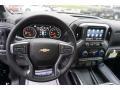 Jet Black Dashboard Photo for 2019 Chevrolet Silverado 1500 #129832408