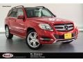Mars Red 2015 Mercedes-Benz GLK 350