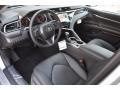 Black Interior Photo for 2019 Toyota Camry #129850443