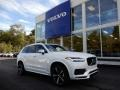 Crystal White Metallic 2019 Volvo XC90 T6 AWD R-Design