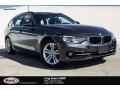 Mineral Grey Metallic 2018 BMW 3 Series 328d xDrive Sports Wagon