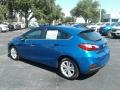 Kinetic Blue Metallic - Cruze LT Hatchback Photo No. 3