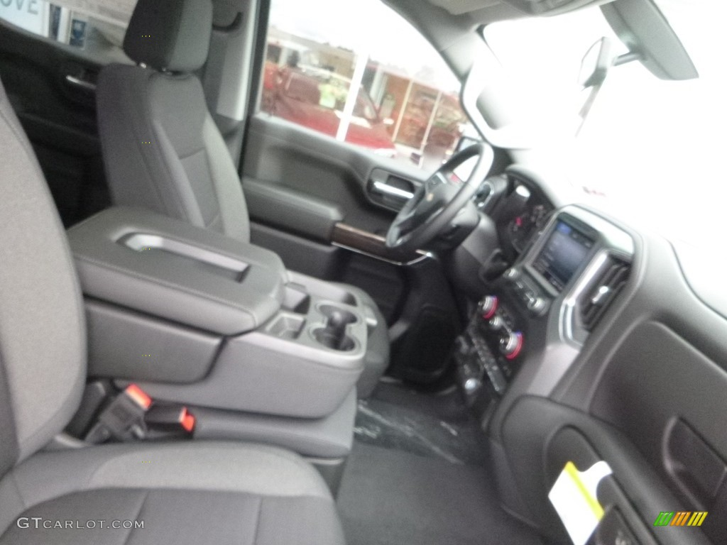 2019 Silverado 1500 LT Crew Cab 4WD - Red Hot / Jet Black photo #8