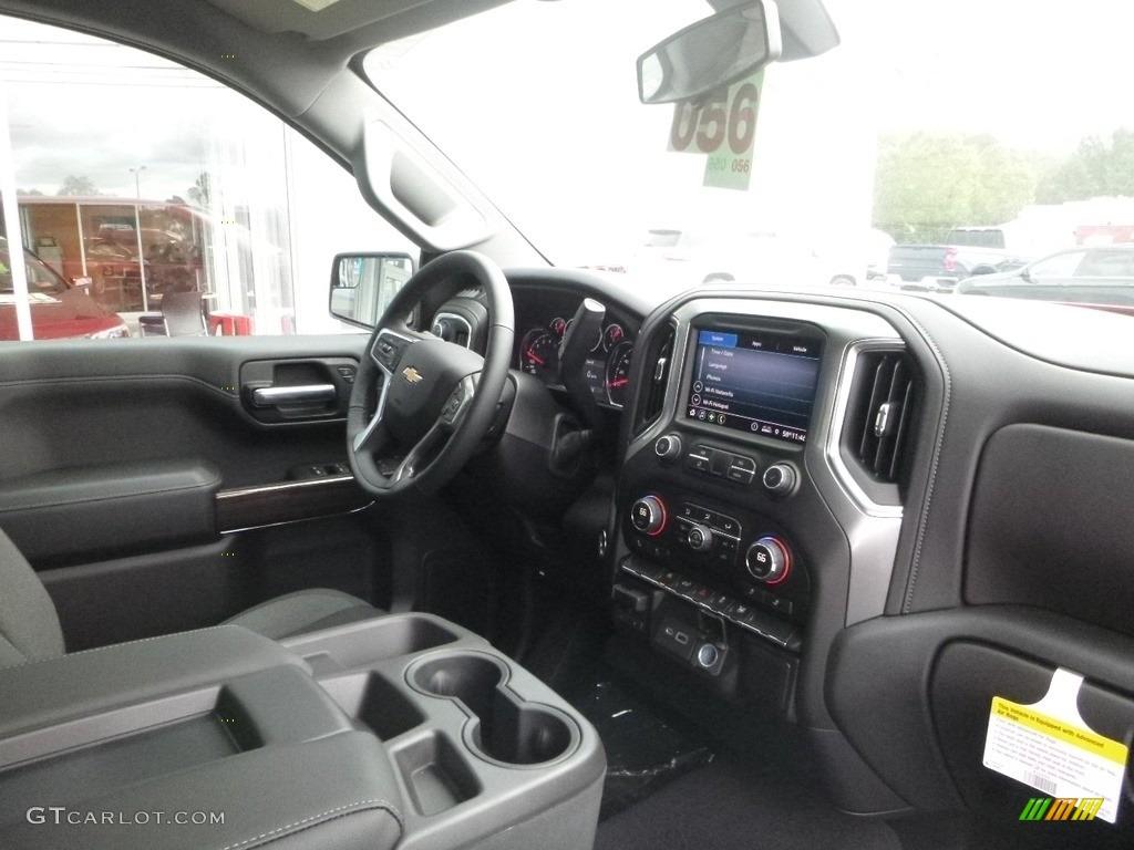 2019 Silverado 1500 LT Crew Cab 4WD - Red Hot / Jet Black photo #9