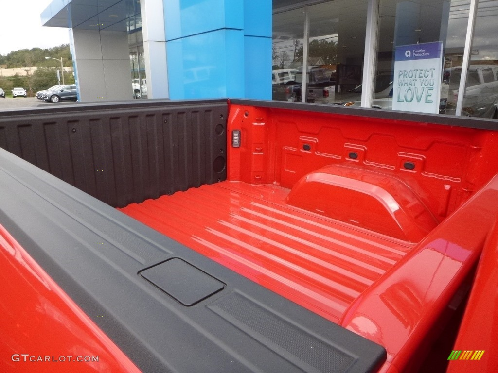 2019 Silverado 1500 LT Crew Cab 4WD - Red Hot / Jet Black photo #11