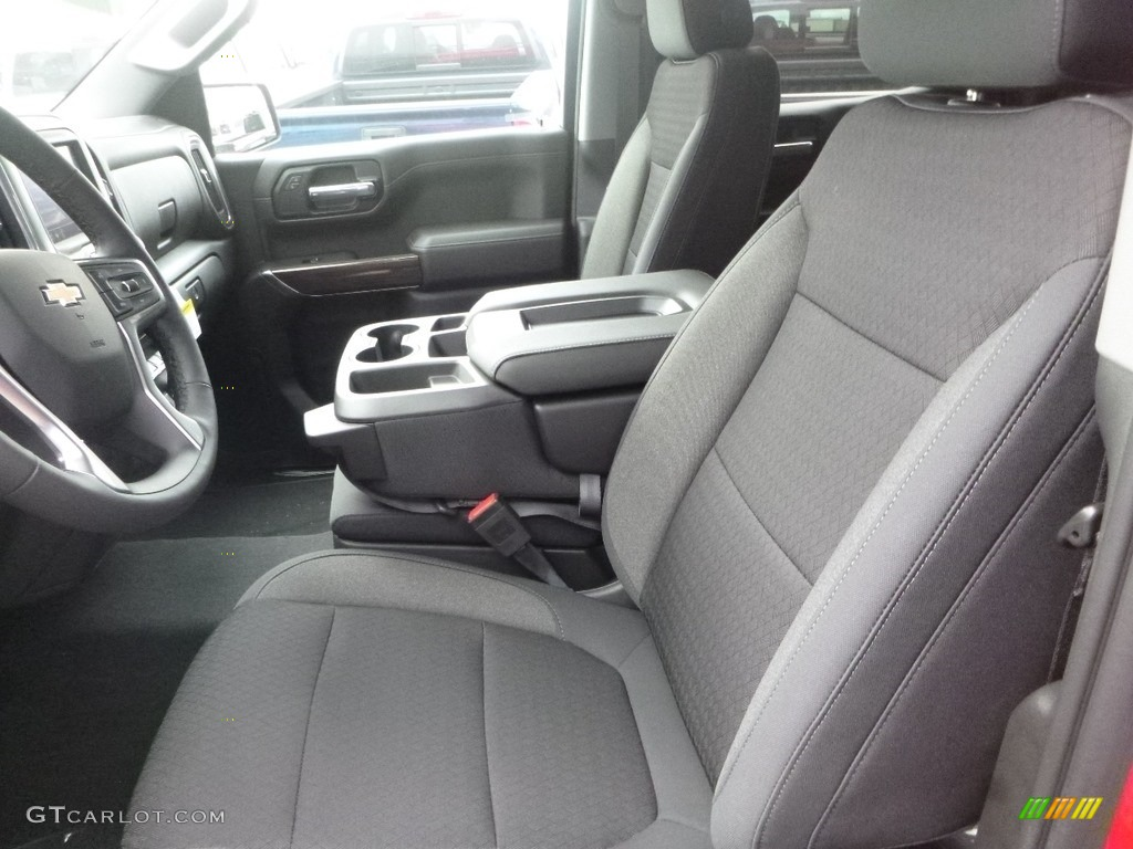 2019 Silverado 1500 LT Crew Cab 4WD - Red Hot / Jet Black photo #12
