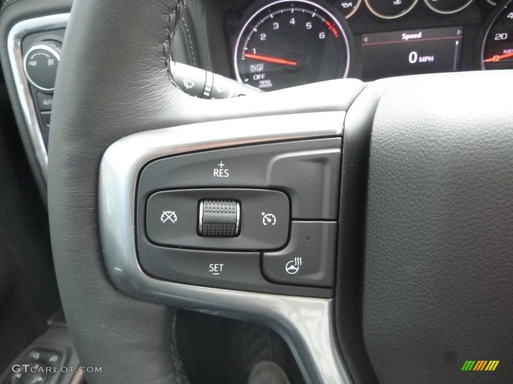 2019 Silverado 1500 LT Crew Cab 4WD - Red Hot / Jet Black photo #19