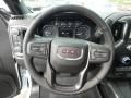 2019 Sierra 1500 AT4 Crew Cab 4WD Steering Wheel