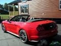 2019 Race Red Ford Mustang EcoBoost Convertible  photo #3
