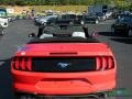2019 Race Red Ford Mustang EcoBoost Convertible  photo #4