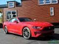 2019 Race Red Ford Mustang EcoBoost Convertible  photo #8