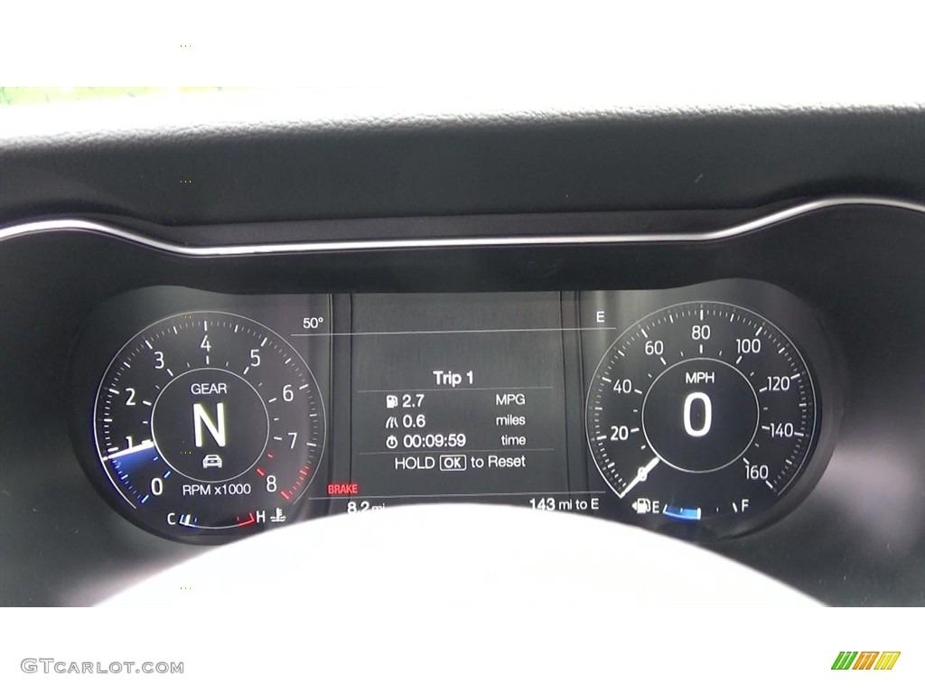 2019 Mustang GT Premium Fastback - Kona Blue / Ebony photo #13