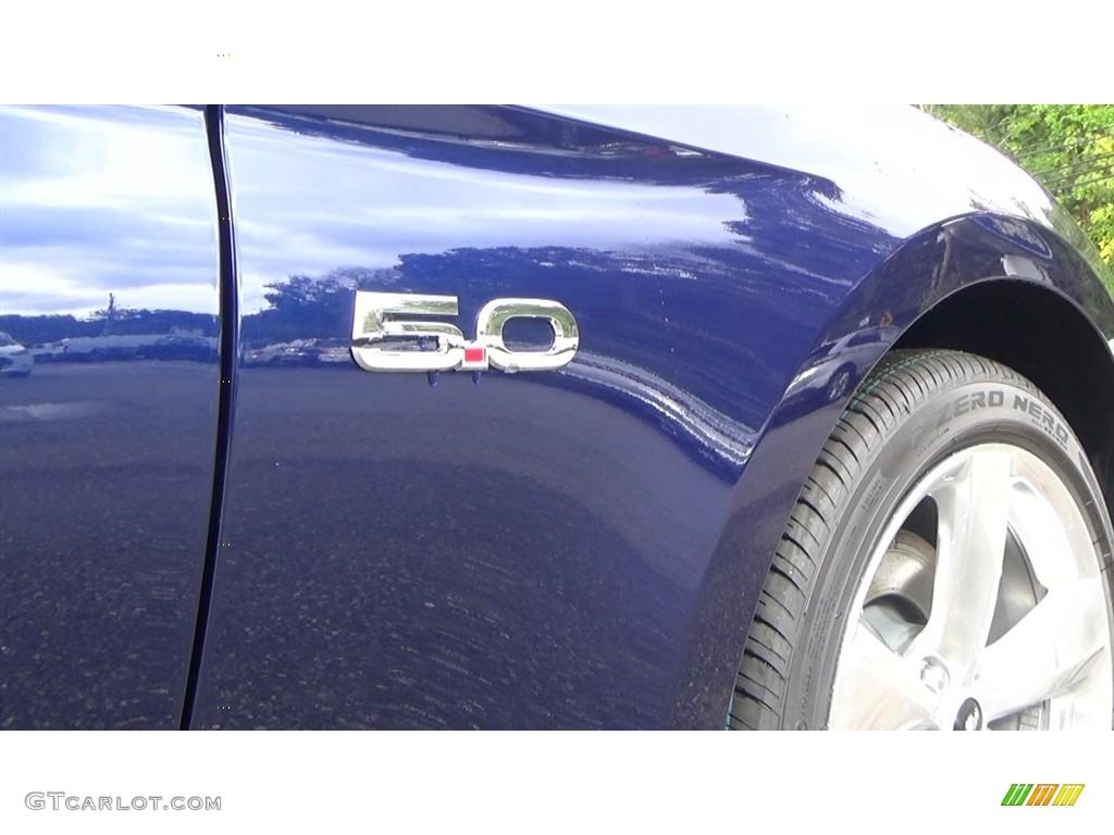 2019 Mustang GT Premium Fastback - Kona Blue / Ebony photo #24